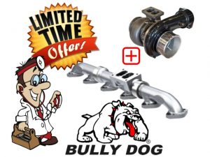 Fuel Mileage Dr. BD Manifold-Turbo Combo